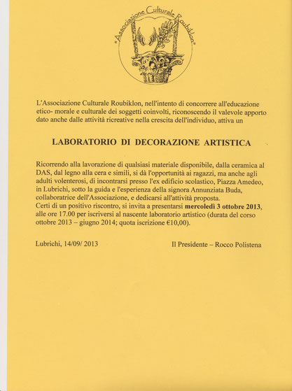 laboratoriodecorazione2013
